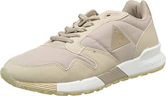 Le COQ Sportif Agate LO CVS/Metallic, Zapatillas para Mujer, Blanc (Optical White/Old Si), 39 EU Le Coq Sportif