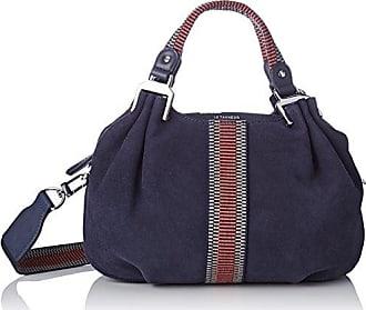 Capucine, Womens Handbag, Bleu (Cr