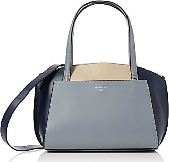 Capucine, Womens Handbag, Bleu (Cr