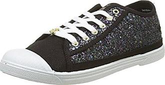 Le Temps DES Cerises Basic 02_Femme, Zapatillas para Mujer, Or (Shinny Gold), 36 EU