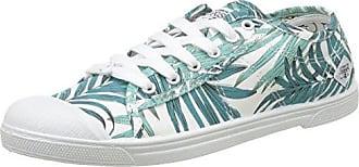 Le Temps Des Cerises Basic 02_Femme, Zapatillas para Mujer, Vert (Sea Pr a y), 38 EU