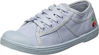 Le Temps des Cerises LC Basic 02, Mädchen Sneakers, Grün - Grün - Vert (Aqua) - Größe: 34