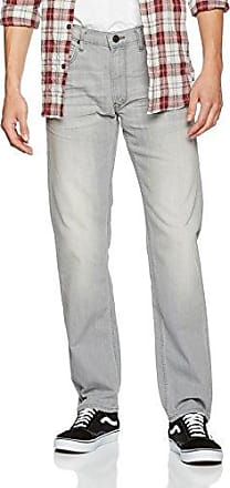 Daren Zip Fly, Jeans Homme, Gris (Rail Grade), W34/L32 (Taille Fabricant: 34)Lee