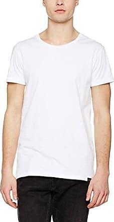 Logo Tee, T-Shirt Femme, Blanc (White Ep12), MediumLee