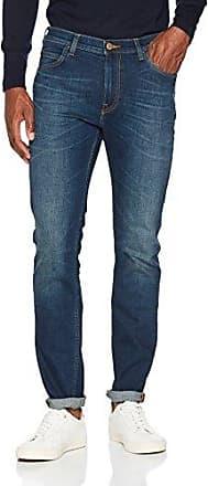 Rider, Vaqueros Slim para Hombre, Azul (Tinted Blue Kihf), W33/L32 Lee