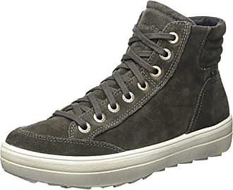 Ecco Aspina, Chaussures Multisport Outdoor Femme, Marron (Dark Clay/Warm GREY56610), 38 EU