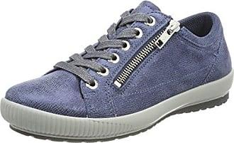 Legero Tanaro, Damen Low-Top Sneaker, Beige (Linen), 44 EU (10 UK)
