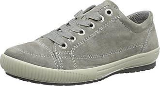 Legero »Veloursleder« Sneaker, grau, hellgrau