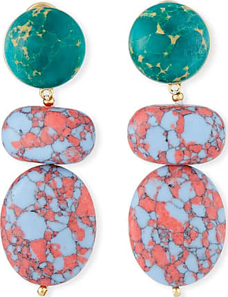 Lele Sadoughi Boulder Drop Earrings wgWsdlr