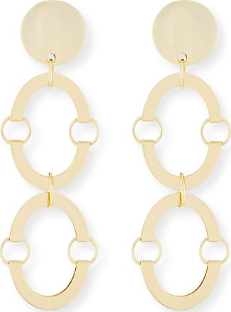 Lele Sadoughi Golden Arch Clip-On Earrings mcvEMChF9