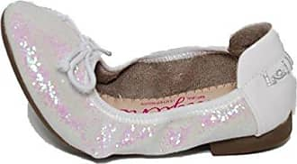 Lelli Kelly LK5112 Ballerinas Mädchen Weiss 33 U90D7bo