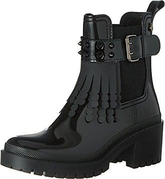 Gelée De Citron Jeny, Oxford Chaussures À Lacets Pour Les Femmes, Noir (noir 01), 39 Eu