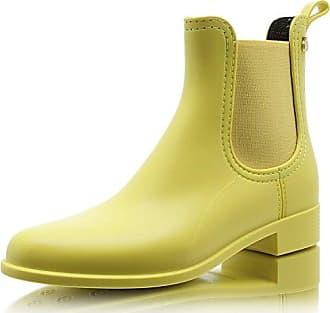Lemon Jelly Damen Splash Chelsea Boots, Rot (Wine Mate), 38 EU