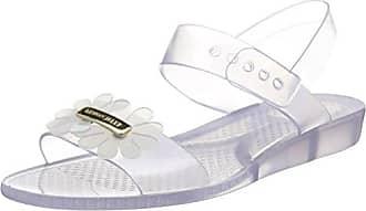 Mirage, Sandales Bride Cheville Femme, Blanc (White 03), 37 EULemon Jelly