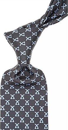 Ties On Sale, Asphalt Grey, Silk, 2017, one size Leonard
