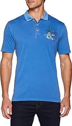 Herren, Polo Homme, Bleu (Federal Blue 467), XLLerros
