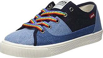 Malibu S, Baskets Femmes, Bleu (Navy Blue), 36 EULevi's