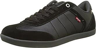 Mens Loch Low-Top Sneakers, Schwarz (Noir) Levi's