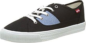 Malibu, Sneaker Uomo, Nero (Noir Regular Black), 42 EU Levi's