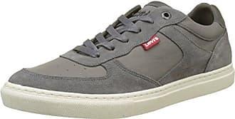 M by Monderer Shaq, Sneaker uomo, Grigio (Gris (Suede Gris)), 44