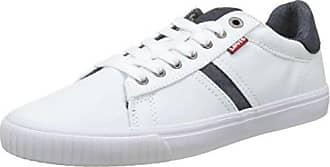 Levi's Turlock 2.0, Sneaker Uomo, Nero (Noir Regular Black), 40 EU