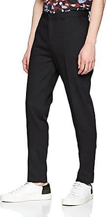 Transworld, Pantalones para Hombre, Negro (Black 12), 44 (Tamaño del Fabricante:XS) Libertine - Libertine