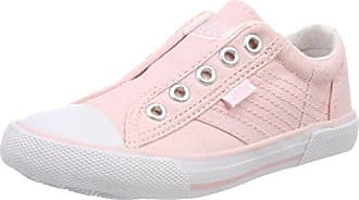 Lico Mädchen Conny Slip on Sneaker, Blau (Marine), 35 EU