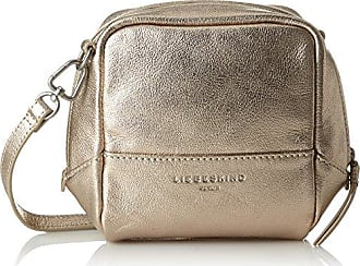 Agira Pgmeta, Shoulder Bag, Womens Gold (Moonlight), 12x38x25 cm (B x H x T) Liebeskind