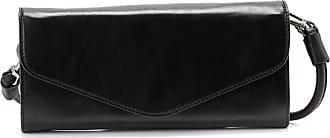 Clutch Doro, Leder, B26 x H13 x T5 cm schwarz Liebeskind
