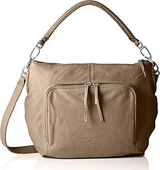 Abaco Pgmeta, Shoulder Bag, Womens Gold (Moonlight), 15x51x29 cm (B x H x T) Liebeskind
