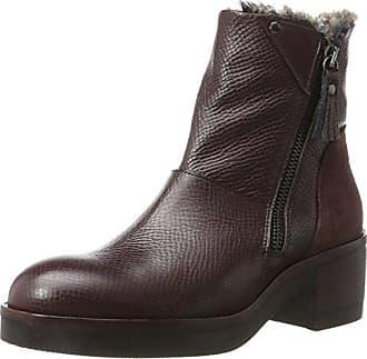 Lilimill Allan, Chelsea Boots Femme, Violet (Bordò BOR), 37 EU