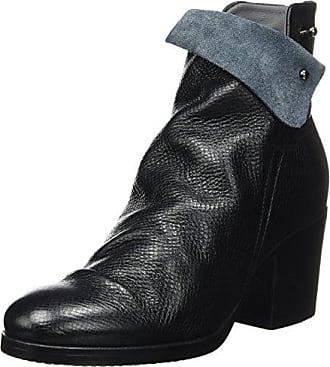 lilimill Vasco, Chelsea Boots Femme, (Nero Ner), 41 EU