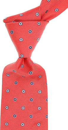 Ties On Sale, Red, Silk, 2017, one size LIVERANO & LIVERANO