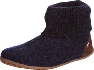 Living Kitzbuhel Chelsea Boot, Zapatillas de Estar por Casa Hombre, Gris (Anthra 600), 42 EU (8.5 UK)