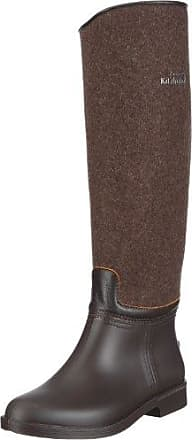 Wanderer Classic Plus, Bottes en caoutchouc mixte adulte - Marron - Chocolate Matt, 39 EU (5.5 UK)Toggi