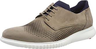 Lloyd 17-400-1 - Zapatillas de Piel Hombre, Color Gris, Talla 42.5 EU