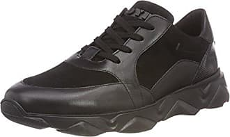 LLOYD Agon, Sneaker Uomo, Grigio (Dove Grey/Graphit/Chocolate/Bordo 4), 40.5 EU