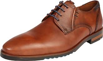 Lloyd Marine Chaussures En Dentelle / Brun / Noir y7Wu9om