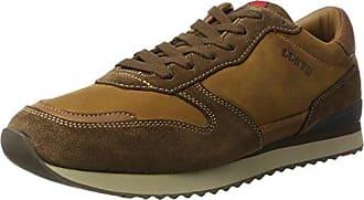 Lloyd 17-400-1 - Zapatillas de Piel Hombre, Color Gris, Talla 45 EU