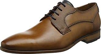 LLOYD Flint, Zapatos de Cordones Derby Para Hombre, Océano Azul (Ocean), 45 EU