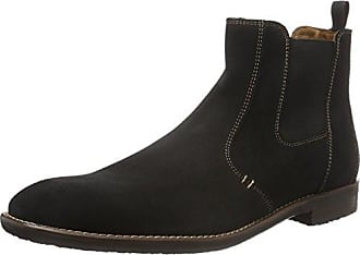 Slava, Zapatillas de Estar por Casa para Hombre, Negro-Schwarz (Schwarz 0), 44 EU Lloyd