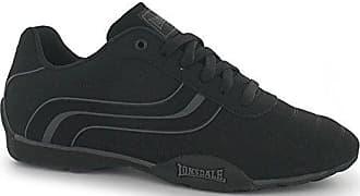 Lonsdale Clarksville HI M, Herren Sneaker High-Tops, Blau (Navy/Burgundy), 44 EU / 10 UK