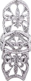 Loree Rodkin Double Royal Fleur-de-Lis Ring in Metallics fu9cSRZTw
