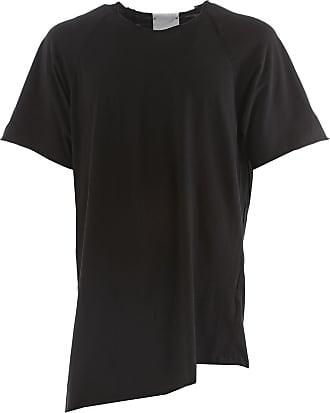 T-shirt Homme Pas cher en Soldes, Noir, Coton, 2017, SLost & Found