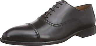 Lunar - Zapatos de cordones, color Negro, talla 44