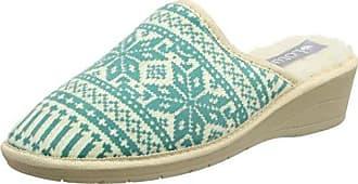 Lotus Beid, Zapatillas de Estar por Casa para Mujer, Marrón (Mocha Moc), 38 EU