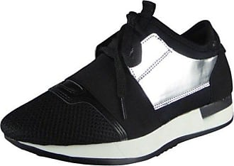 Damen Laufen Trainer Fitness Fitnessstudio Licht Pumps Schnüren Schuhe Größe 39 UBiHOtO