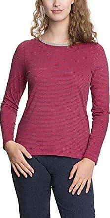 Loud + Proud Shirt, Camiseta de Manga Larga para Mujer, Multicolor (Midnight), 38