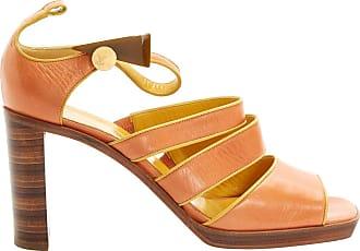 Segunda mano - Sandalias de Cuero Louis Vuitton FHf6213