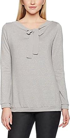 Lovable Outfit Collection, Maglia a Maniche Lunghe para Mujer, Grigio (049-Grigio Scur), 38